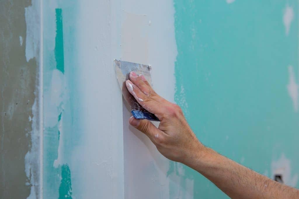 drywall repair -AREA1-