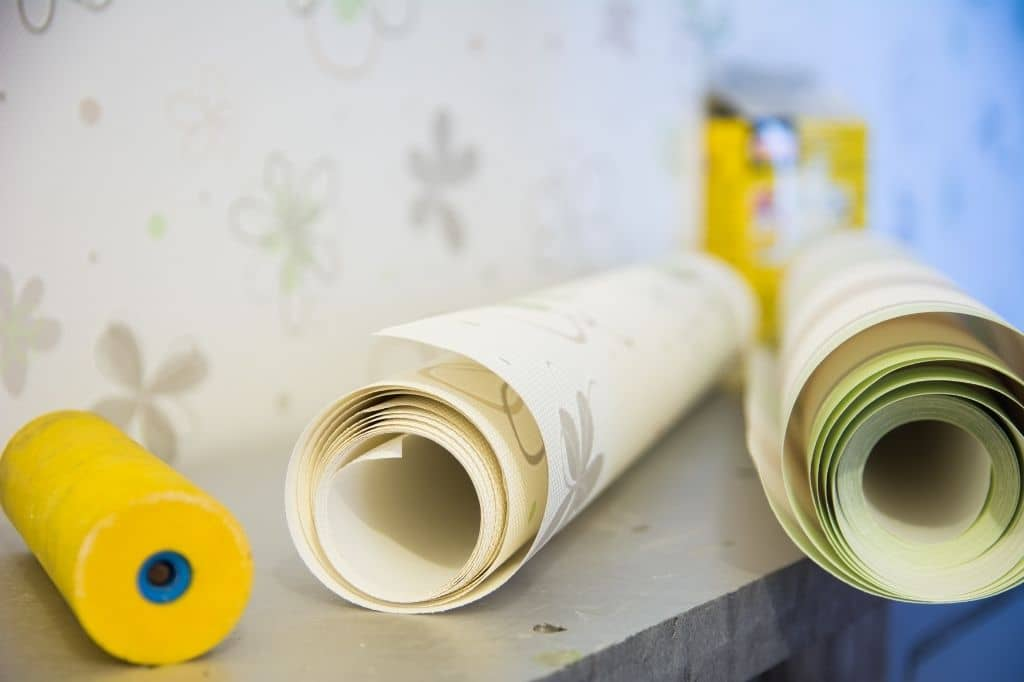 wallpaper removal services -AREA1-
