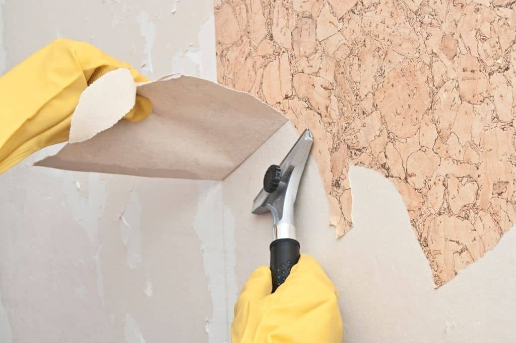 wallpaper removal contractors -AREA1-