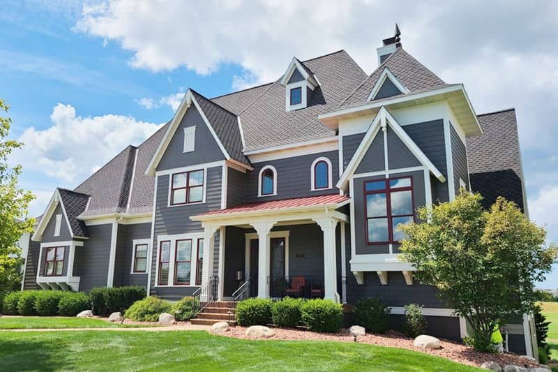 exterior painting service -AREA1-
