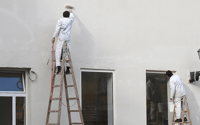5 Differences between Residential and Commercial Painting